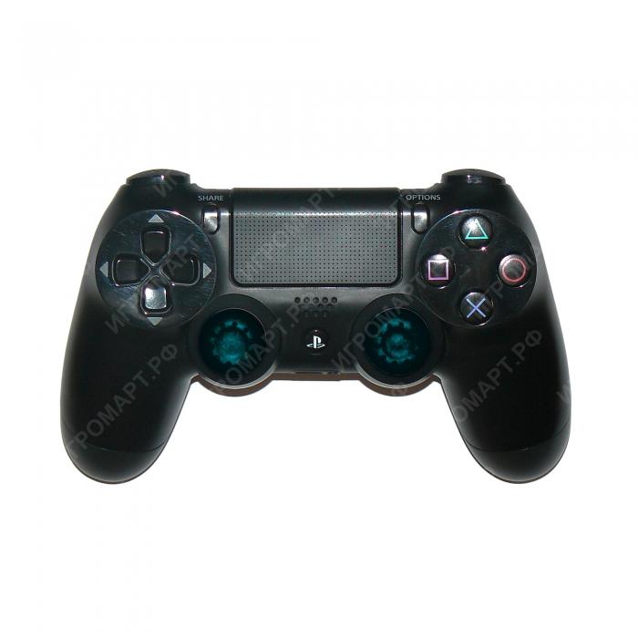 Защитные насадки Thumb Grips для геймпадов Black Черные