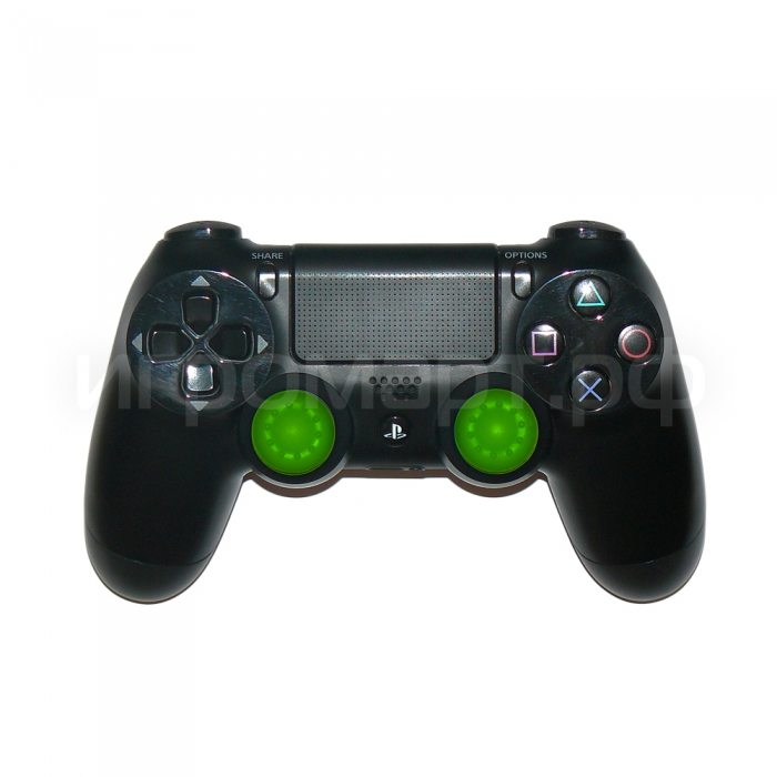 Защитные насадки Cason для геймпадов Green Зеленые