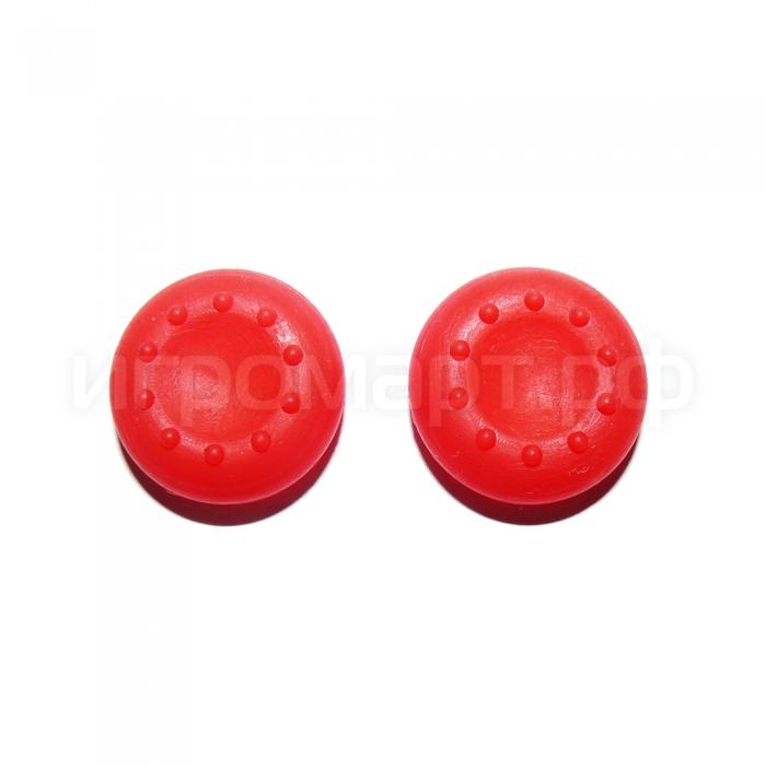 Защитные насадки Cason для геймпадов Red Красные