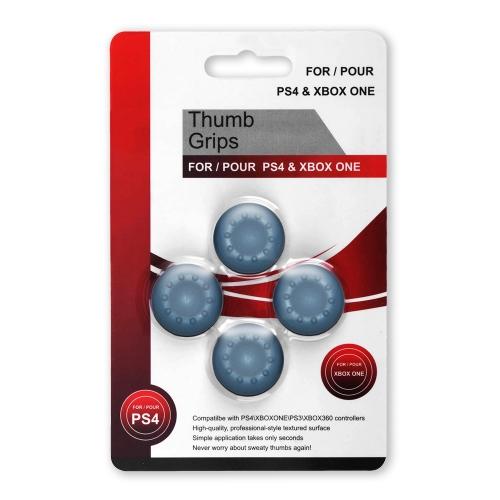 Защитные насадки Thumb Grips для геймпадов Grey Серые