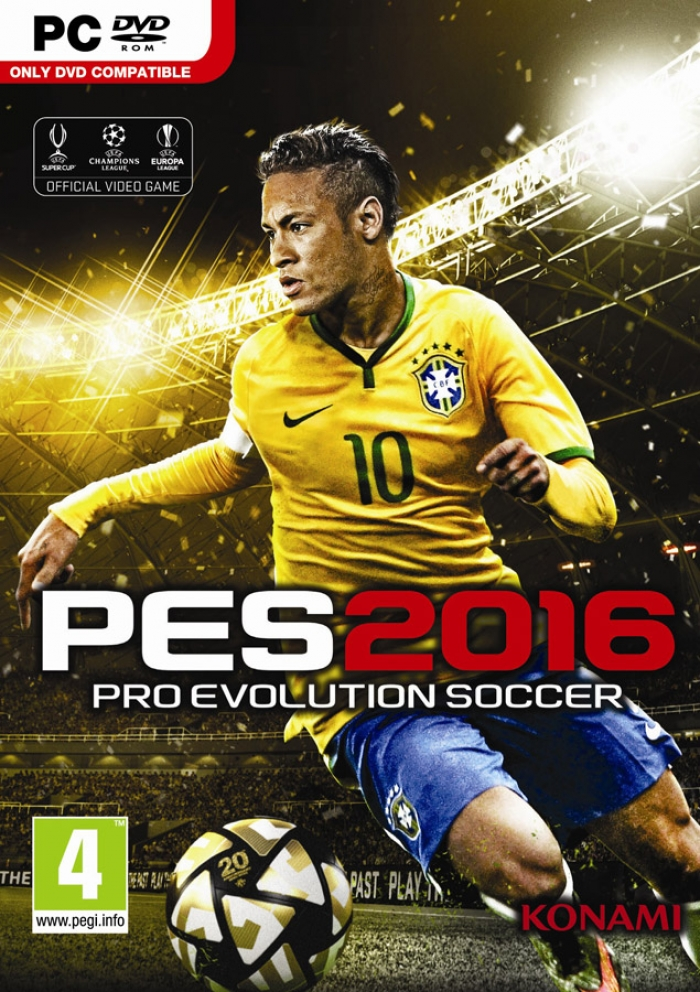 PES 2016 (PC)