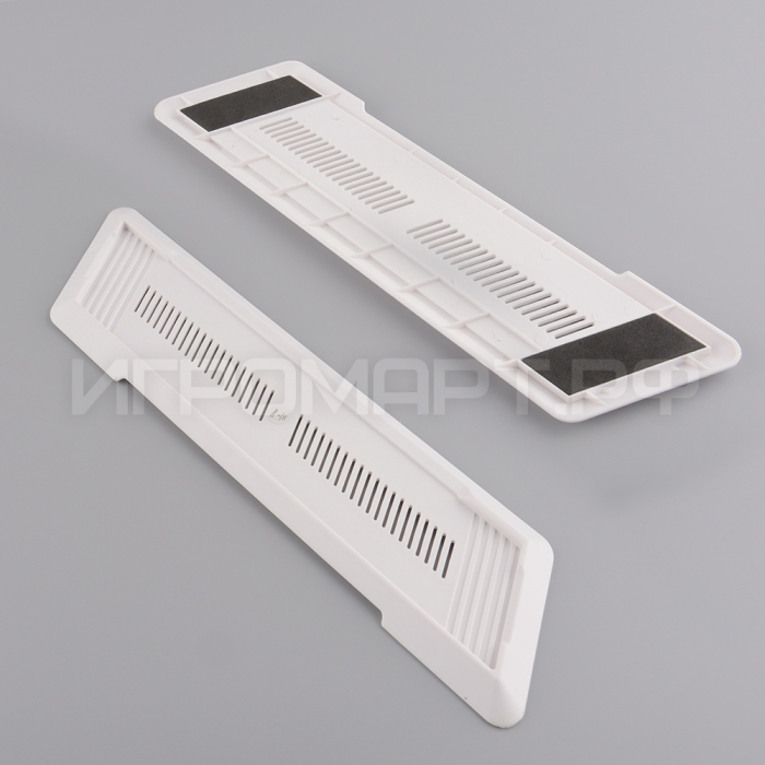 Подставка для Playstation 4 Vertical stand White белая (ps4)