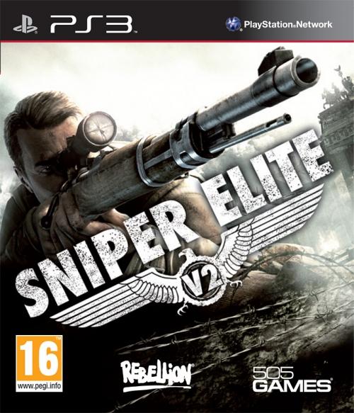 Sniper Elite V2 (ps3)
