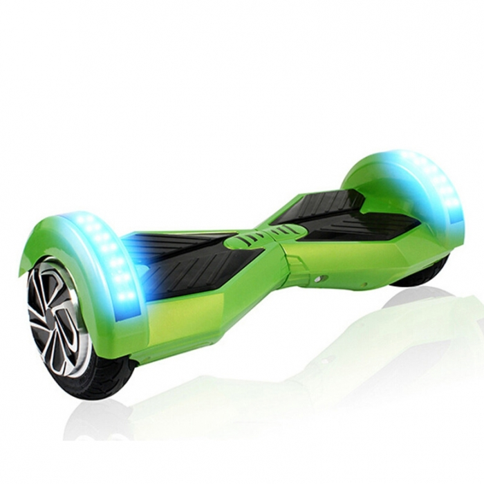 Гироскутер Smart Balance Wheel Transformer 8 Green Зеленый