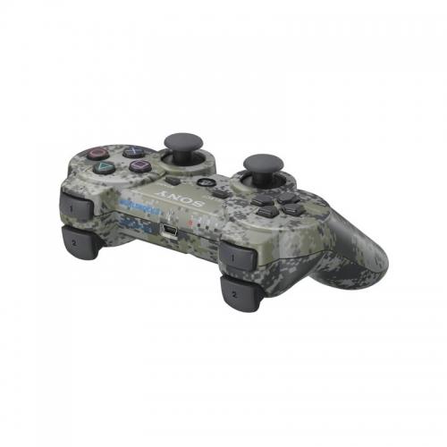 Беспроводной Геймпад Sony Dualshock 3 (ps3) (камуфляж Urban) для PlayStation 3