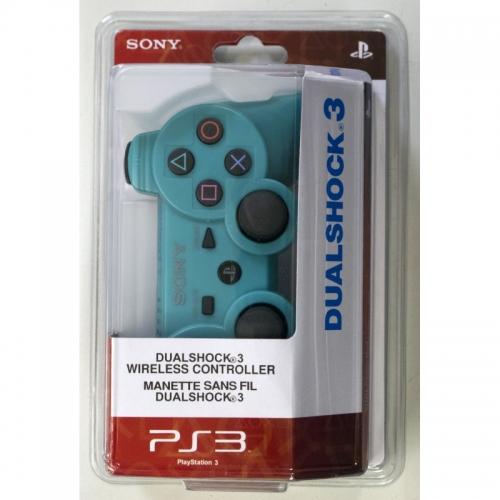 Беспроводной Геймпад Sony Dualshock 3 (ps3) (бирюзовый) для PlayStation 3