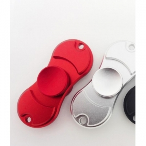 Spinner крутилка антистресс металл питчер (Красный)