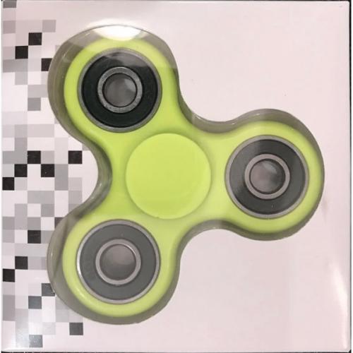 Spinner крутилка антистресс треугольник питчер (Неоновый)