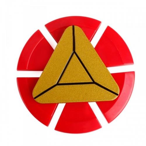 Spinner Спиннер крутилка металлический плоский щит Железный Человек