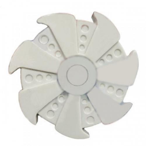 Spinner Спиннер крутилка Rose Turbine пластик (Белый)