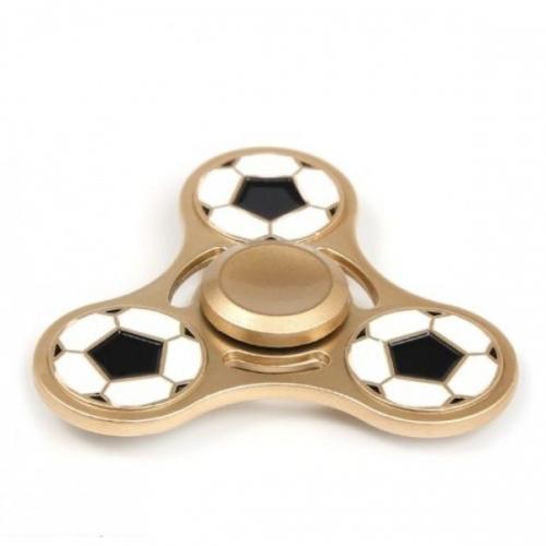 Spinner Спиннер крутилка треугольник металлический (Футбол)