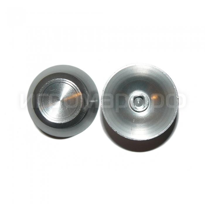 Стики для Dualshock 4 Aluminum Silver Алюминиевые Серебро (ps4)