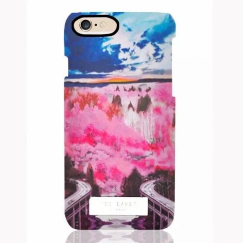 Пластиковый Чехол-накладка Ted Baker для iPhone 6 Хайвей