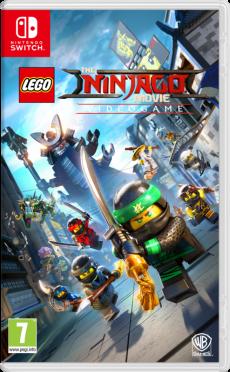 LEGO Ниндзяго: Фильм - Видеоигра (Switch)