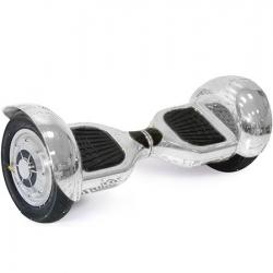 Гироскутер Smart Balance Wheel Offroad 10 Сhrome White Хромированный Белый