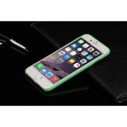 Пластиковый Чехол-накладка Xinbo 0,5 мм для iPhone 6 Зеленый