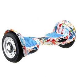 Гироскутер Smart Balance Wheel Offroad 10 Print Hip-Hop Принт Хип-Хоп