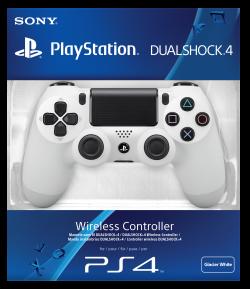 Sony Dualshock 4 Wireless Controller беспроводной Геймпад White Белый (ps4)