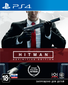 HITMAN. Definitive Edition (ps4)
