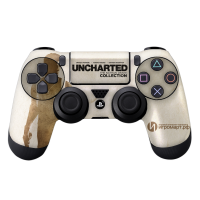 Uncharted Collection - Наклейка на PlayStation 4 (ps4)