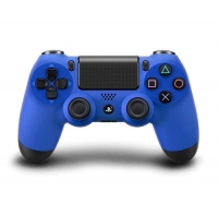Геймпад Sony Dualshock 4 Blue (ps4) (Синий)