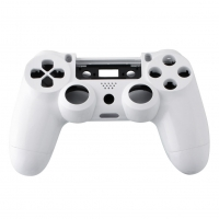 Корпус для Dualshock 4 Original White Белый (ps4)