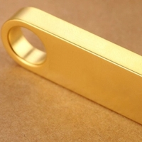 Usb Флэш-накопитель H2tes Gold (Золотой) 4gb 8gb 16gb 32gb 64gb