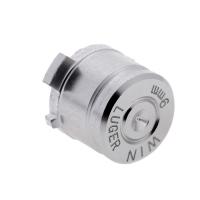 Кнопки для Dualshock 4 Bullet Aluminum White Алюминиевые Белые (ps4)