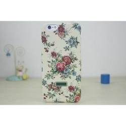 Пластиковый Чехол-накладка Кэт Кидстон для iPhone 6 Розы и незабудки