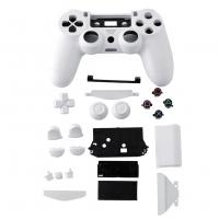 Комплект Корпус + Кнопки для Dualshock 4 Original Complete White Белый (ps4)
