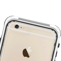 Водонепроницаемый и противоударный чехол Armor из ABS пластика для iPhone 6 (Белый)