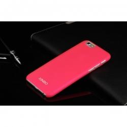 Пластиковый Чехол-накладка Xinbo 0,5 мм для iPhone 6 Розовый
