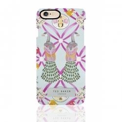 Пластиковый Чехол-накладка Ted Baker для iPhone 6 Павлины