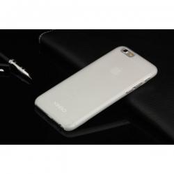 Пластиковый Чехол-накладка Xinbo 0,5 мм для iPhone 6 Белый