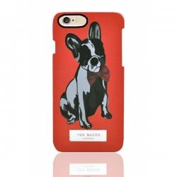 Пластиковый Чехол-накладка Ted Baker для iPhone 6 Бульдог