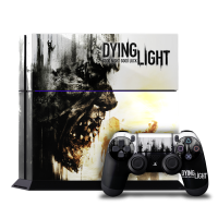 Dying Lights - Наклейка на PlayStation 4 (ps4)
