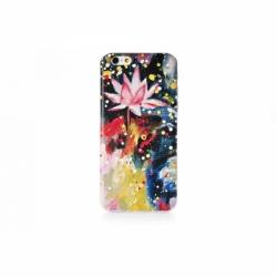 Пластиковый Чехол-накладка New Jobs для iPhone 6 Лилия