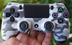 Sony Dualshock 4 Wireless Controller беспроводной Геймпад Камуфляж (ps4)