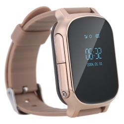 Умные Часы с GPS Smart Watch NEO T58 Gold Золото