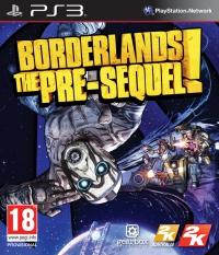 Borderlands The Pre-Sequel (ps3)