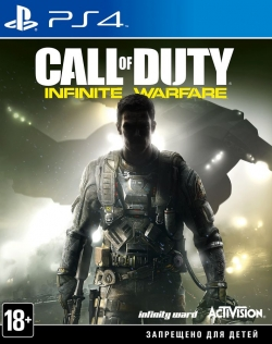 Call of Duty׃ Infinite Warfare (ps4)
