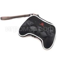 Чехол для Dualshock 4 Airform Controller Pouch Black Черный защитный (ps4)