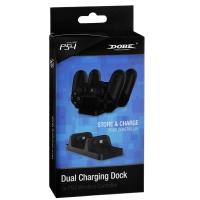 Зарядная станция DOBE Dual Charger Dock для Dualshock 4 (ps4)