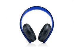 Беспроводные наушники Sony Wireless Stereo Headset 2.0 Black Черные