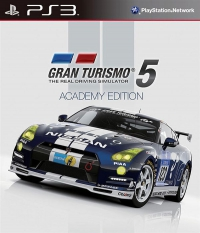 Gran Turismo 5 Academy Edition (ps3)