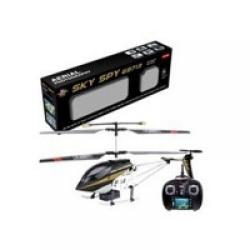 Радиоуправляемый вертолет JiaYuan Sky Spy 3 CH 2.4G