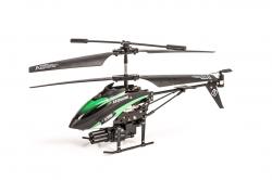 Радиоуправляемый вертолет WL Toys V398 Mini Rocket Gun ИК-управление