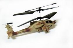 Радиоуправляемый вертолетный бой Huan Qi HQ860