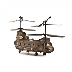 Большой Радиоуправляемый вертолет Syma Boeing CH-47 Chinook 40Mhz