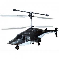 Радиоуправляемый вертолет Syma S027 Air Wolf 3CH ИК-управление